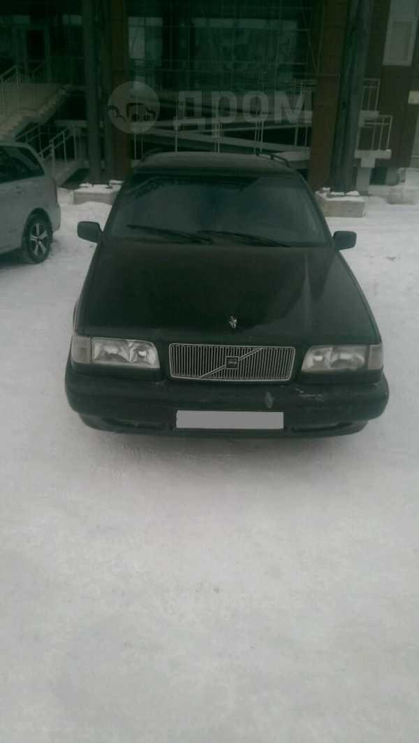 Volvo 850, 1995 год, 170 000 руб.
