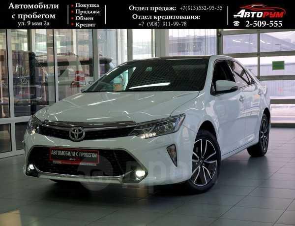 Toyota Camry, 2017 год, 1 647 000 руб.