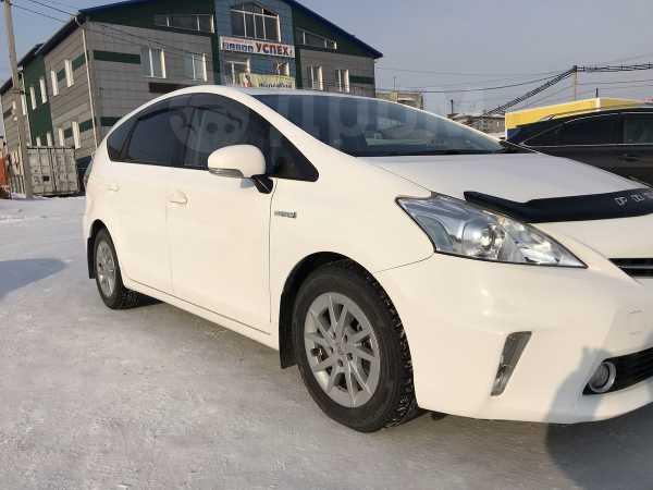 Toyota Prius a, 2013 год, 999 000 руб.