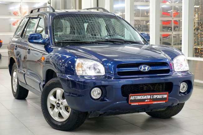 Hyundai Santa Fe Classic, 2010 год, 597 000 руб.