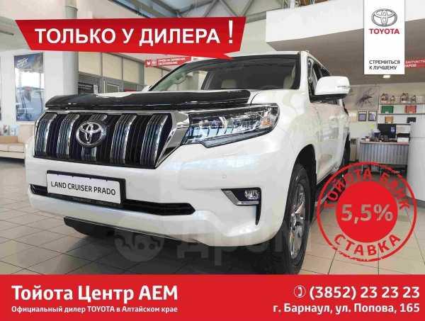 Toyota Land Cruiser Prado, 2018 год, 3 966 000 руб.
