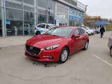 Севастополь Mazda3 2018