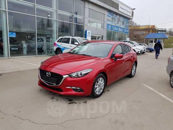 Mazda Mazda3, 2018 год, 1 390 500 руб.