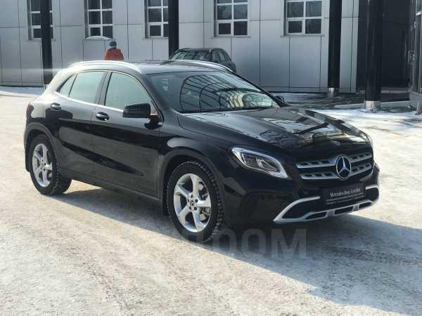 Mercedes-Benz GLA-Class, 2018 год, 2 550 000 руб.
