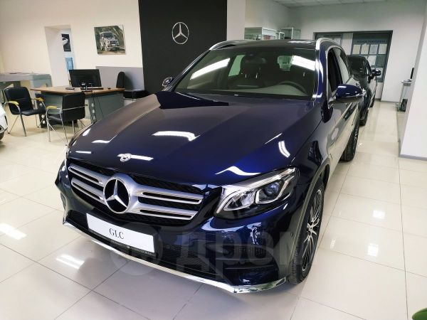 Mercedes-Benz GLC, 2018 год, 3 620 985 руб.
