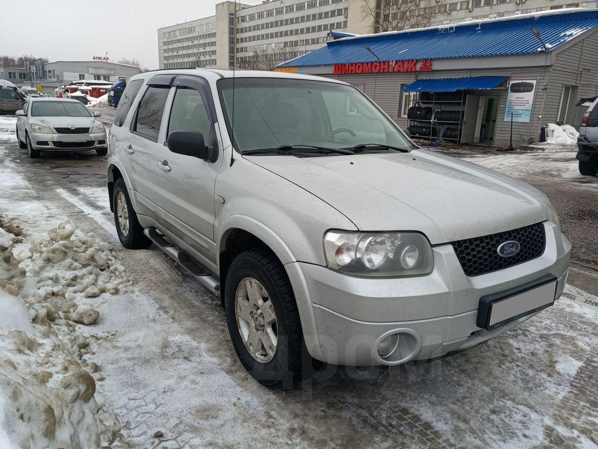 Форд маверик в автосалонах москвы автосалон метро авиамоторная москва
