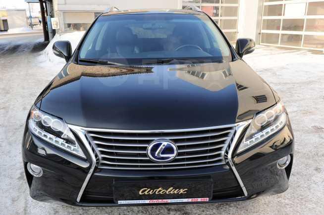 Lexus RX450h, 2012 год, 2 119 000 руб.