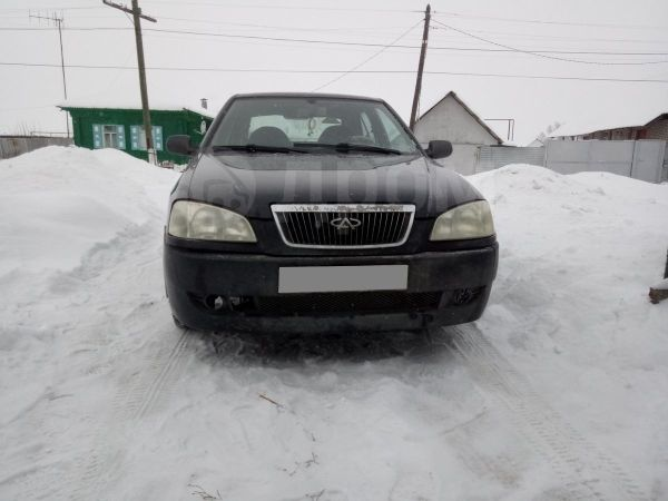 Chery Amulet A15, 2007 год, 85 000 руб.