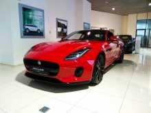 Екатеринбург Jaguar F-Type 2019