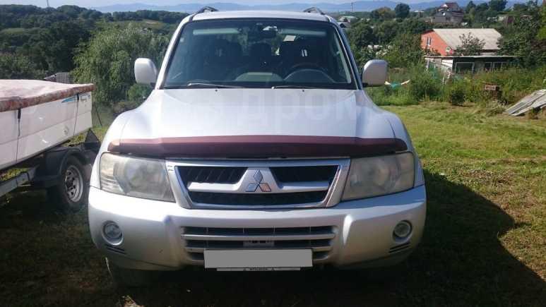 Mitsubishi Montero, 2002 год, 515 000 руб.