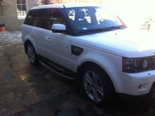 Land Rover Range Rover Sport, 2012 г., Самара
