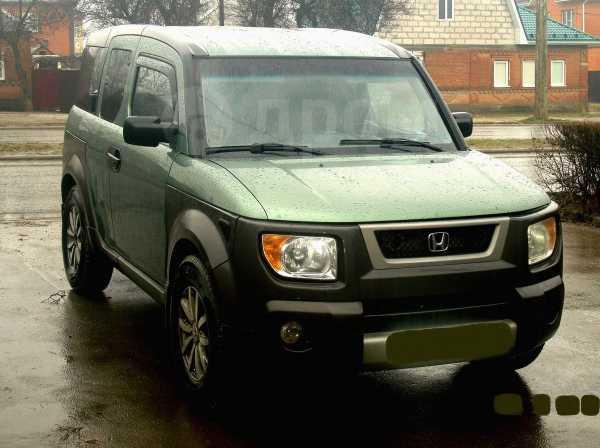 Honda Element, 2003 год, 361 000 руб.