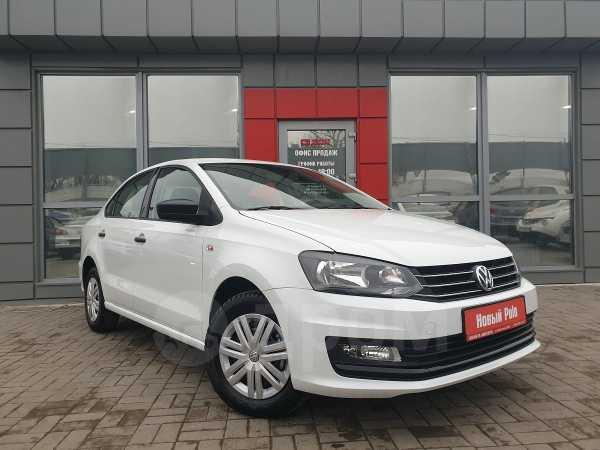 Volkswagen Polo, 2019 год, 749 000 руб.