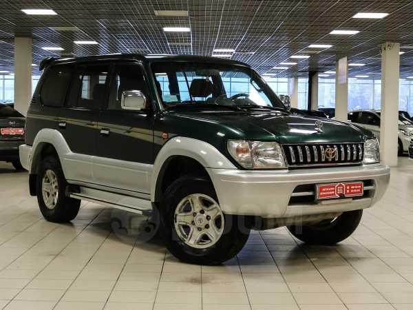 Toyota Land Cruiser Prado, 1999 год, 679 900 руб.