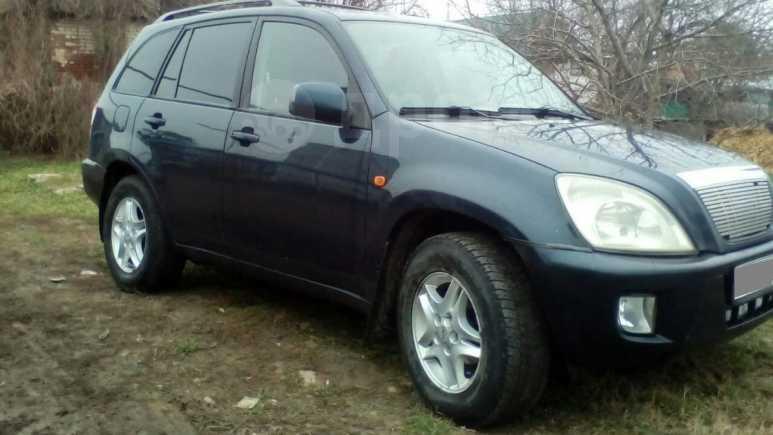 Chery Tiggo T11, 2007 год, 220 000 руб.