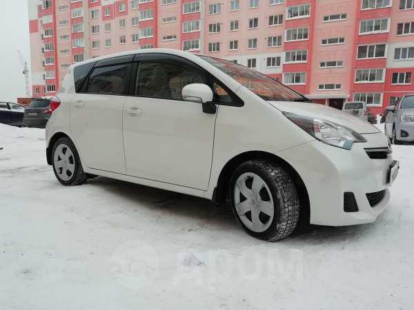 Toyota Ractis, 2013 год, 670 000 руб.