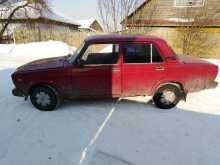 ВАЗ (Лада) 2107, 1998 г., Барнаул