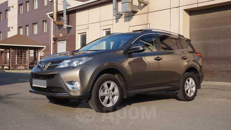 Toyota RAV4, 2013 год, 1 275 000 руб.