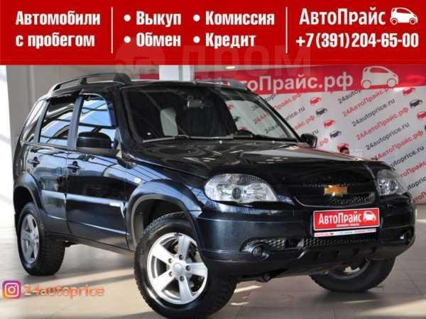Chevrolet Niva, 2013 год, 438 000 руб.