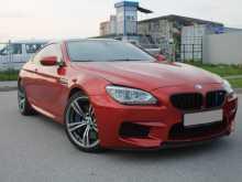 BMW M6, 2012 г., Санкт-Петербург