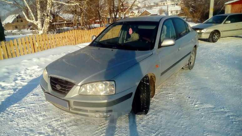 Hyundai Elantra, 2004 год, 160 000 руб.
