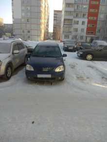 Новосибирск Carens 2006