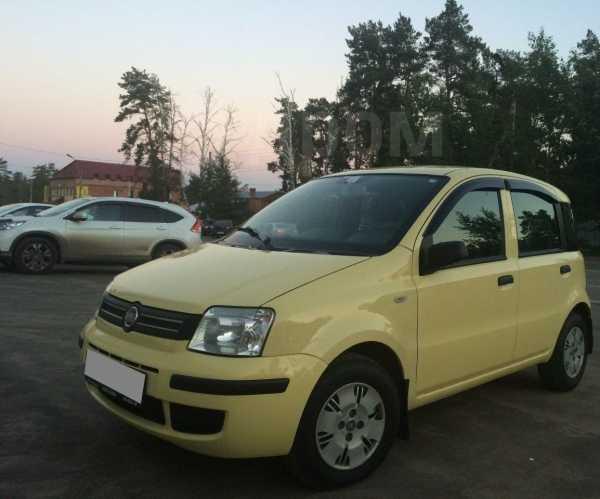 Fiat Panda, 2008 год, 230 000 руб.