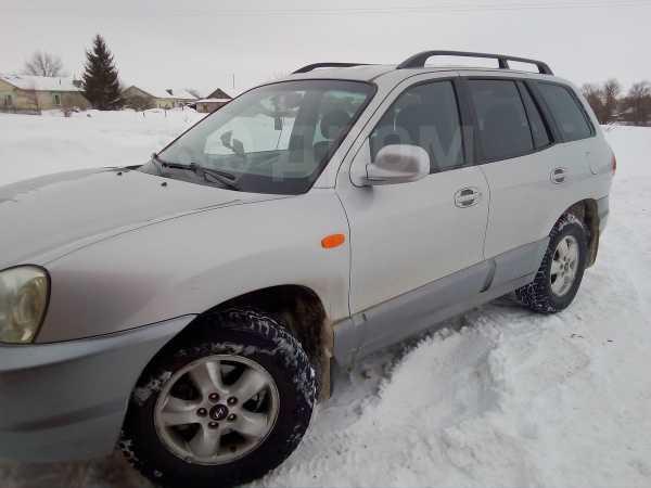 Hyundai Santa Fe, 2005 год, 430 000 руб.