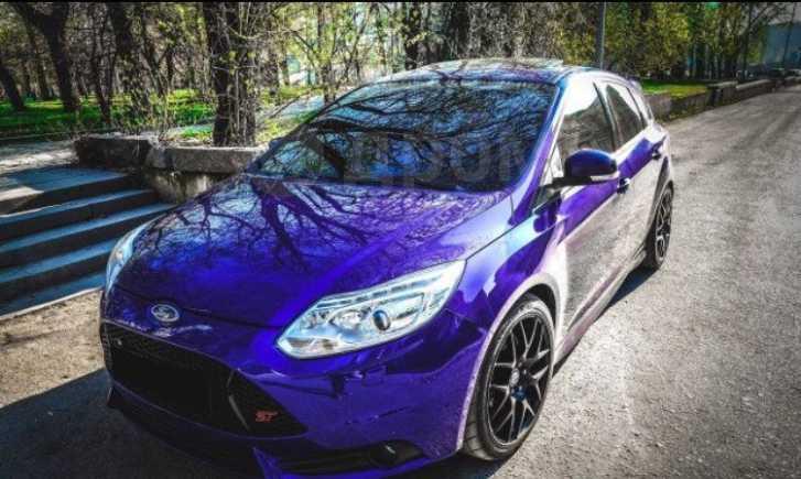 Ford Focus ST, 2012 год, 880 000 руб.
