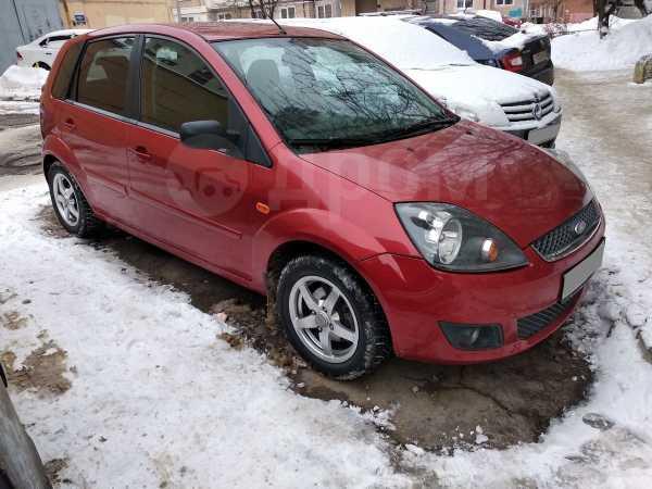Ford Fiesta, 2006 год, 228 000 руб.