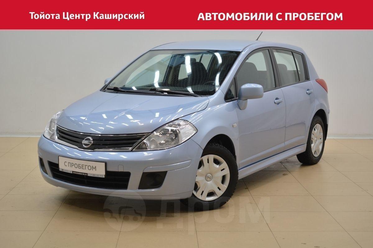 Купить ниссан тиида в автосалоне в москве вакансии делопроизводитель в автосалон москва