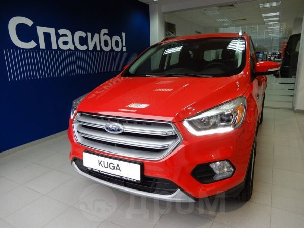 Ford Kuga, 2019 год, 1 528 152 руб.