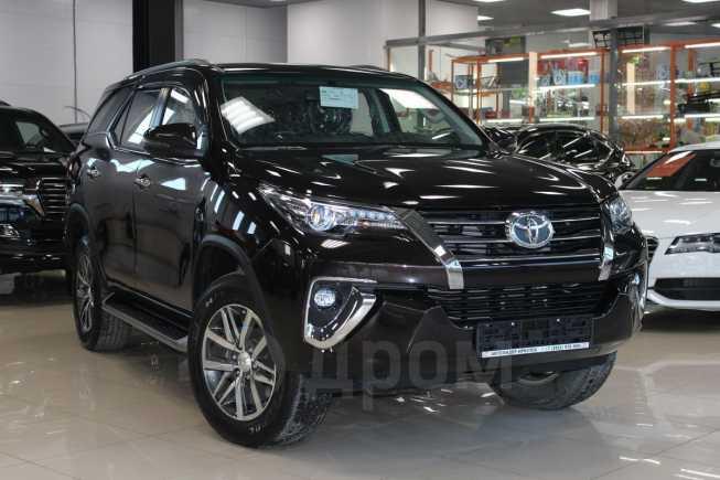 Toyota Fortuner, 2018 год, 2 907 000 руб.