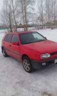 Volkswagen Golf, 1993 год, 50 000 руб.