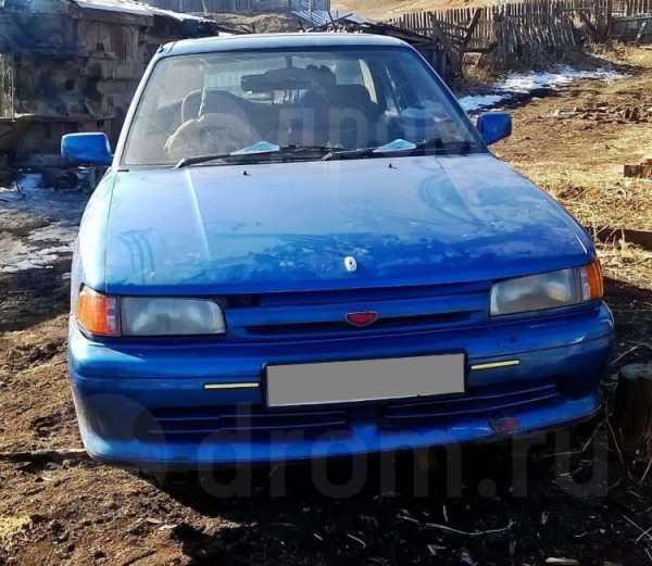 Mazda Familia, 1989 год, 60 000 руб.