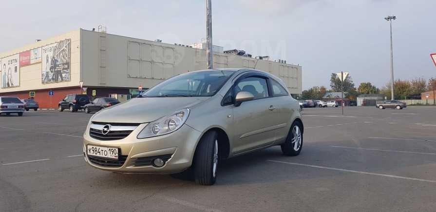 Opel Corsa, 2007 год, 290 000 руб.