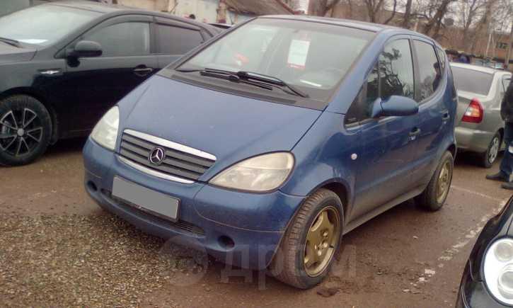 Mercedes-Benz A-Class, 1998 год, 220 000 руб.