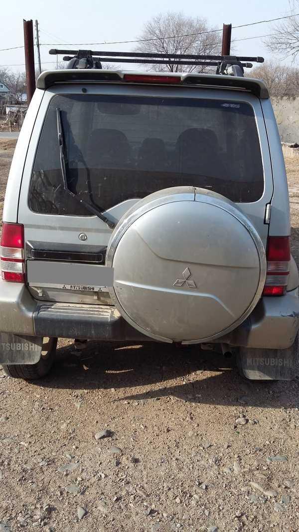 Mitsubishi Pajero Junior, 1997 год, 160 000 руб.
