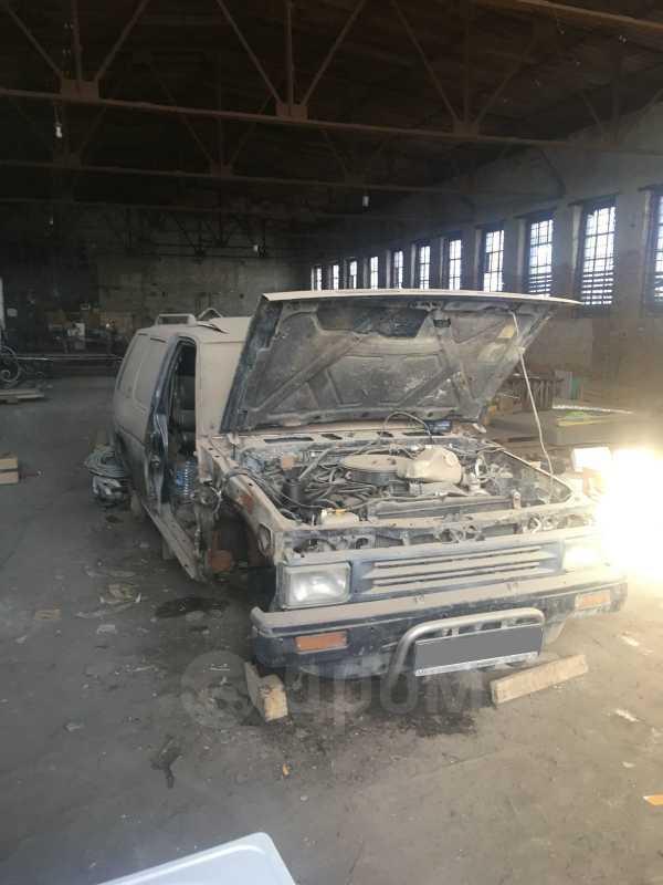 Nissan Terrano, 1992 год, 110 000 руб.
