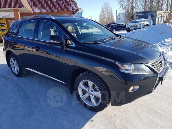 Lexus RX270, 2012 год, 1 490 000 руб.