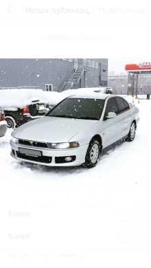 Mitsubishi Galant, 2001 г., Новосибирск