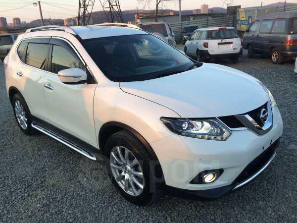 Nissan X-Trail, 2016 год, 1 280 000 руб.