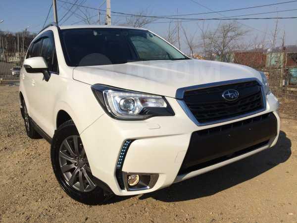 Subaru Forester, 2016 год, 1 510 000 руб.