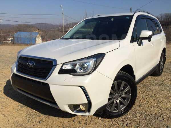 Subaru Forester, 2016 год, 1 590 000 руб.