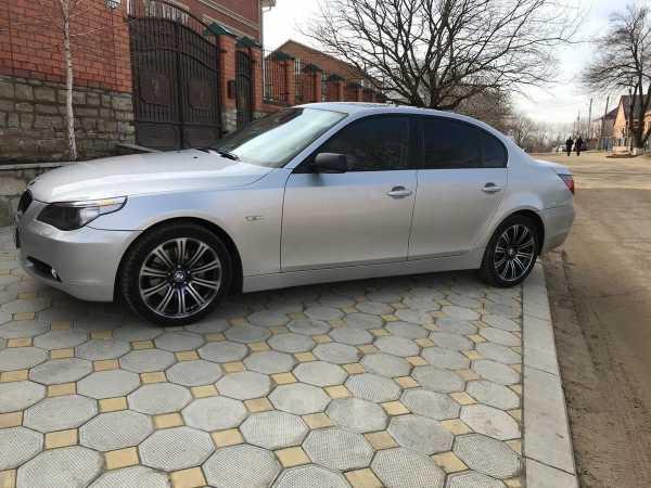 BMW 5-Series, 2007 год, 615 000 руб.