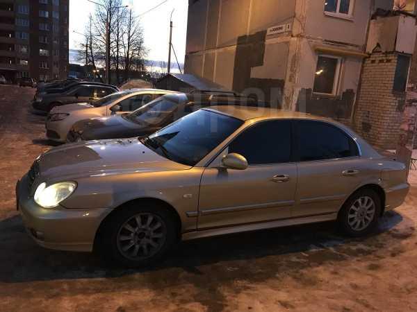 Hyundai Sonata, 2004 год, 250 000 руб.