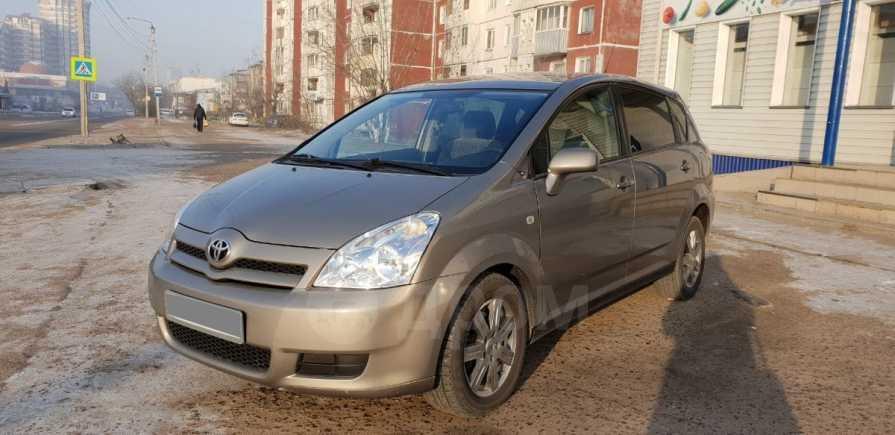 Toyota Corolla Verso, 2007 год, 475 000 руб.