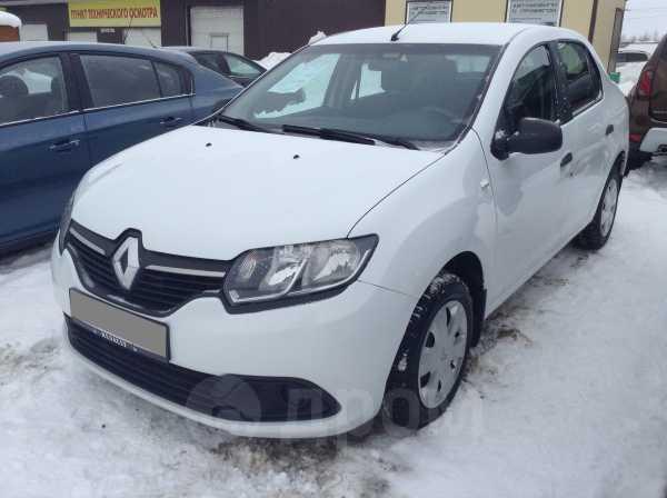 Renault Logan, 2015 год, 449 000 руб.