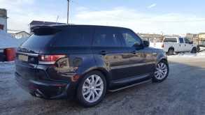 Магадан Range Rover Sport