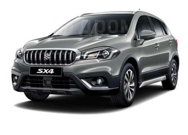 Suzuki SX4, 2019 год, 1 395 990 руб.